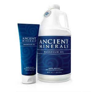 Ancient minerals gel